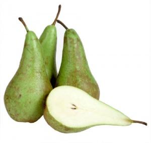 peer vrucht